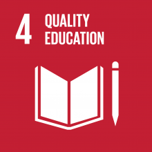 Goal 4. Quality education